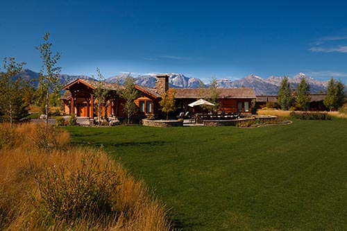 North of Jackson, Wyoming Real Estate