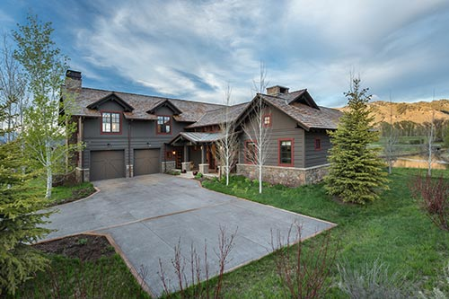 South of Jackson Wyoming Real Estate