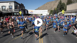 #JHREAlifestyles Celebrating Jackson Hole's Philanthropy: Old Bill's Fun Run