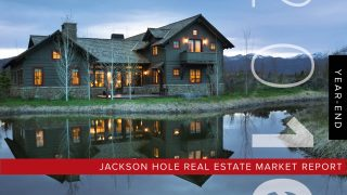 JACKSON HOLE REAL ESTATE MARKET REPORT | 2016 YEAR-END