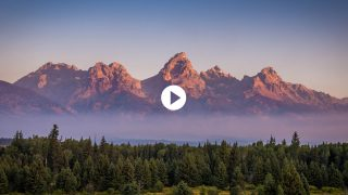Summer in Jackson Hole