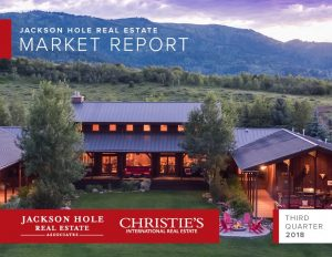 Jackson Hole Real Estate Associates Market Report | Q3 2018