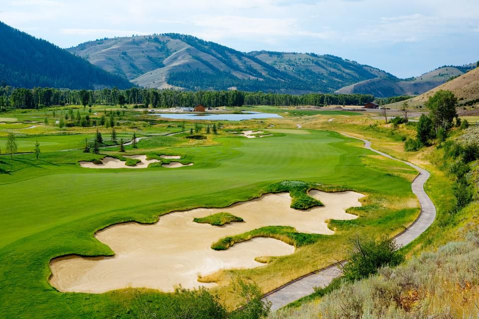 The Golf Course at Snake River Sporting Club