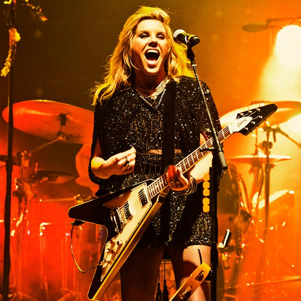 Grace Potter will perform Friday nigh at Rendezvous Fest