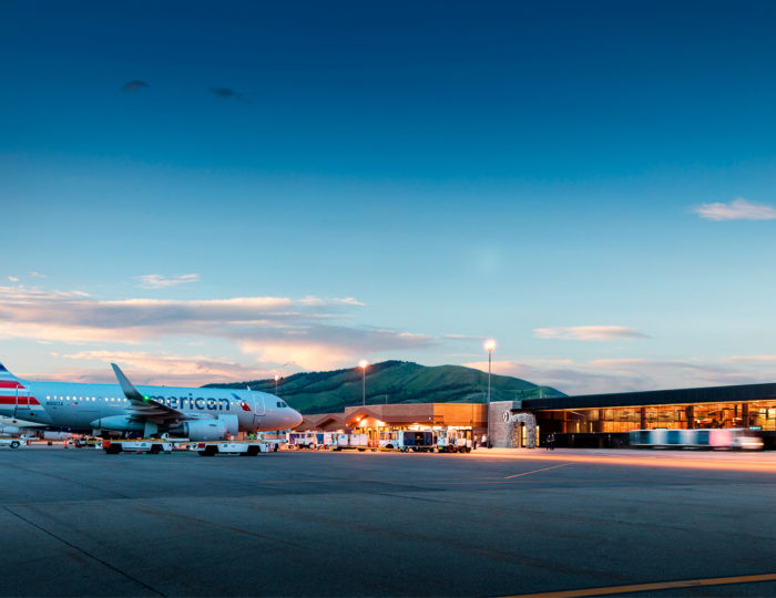 Travel through the Jackson Hole Airport broke records in May and June